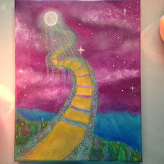 The Sacred Heart Pathway by MissSynchronicity on Etsy
