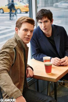 Jake Lacy and Nick Braun Beautiful Love, Beautiful People, Jake Lacy, How To Be Single, Tina Fey, Youtube Stars, About Time Movie, Upcoming Movies, Celebs
