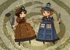 Fancy Dress Dr Who