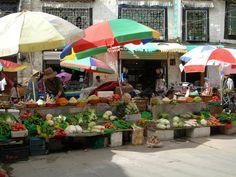 Lhasa foodmarket