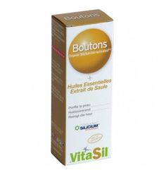 Le soin Boutons Acné Vitasilassainit les peaux à problèmes en réduisant la…