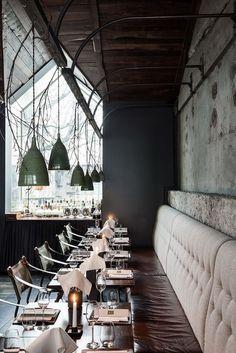 DILL (Iceland), Surface Interiors | Restaurant & Bar Design Awards