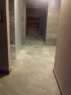 hallway in a hotel Daily Cleaning, Cast Stone, Natural Stones, Tile Floor, Construction, Indoor, Building, Interior