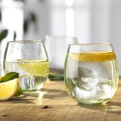 Recycled Glass Tumblers Set Of Four