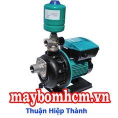 Máy bơm nước tăng áp lực tích hợp biến tần chịu nhiệt Wilo PUI-S991A 1.5KW