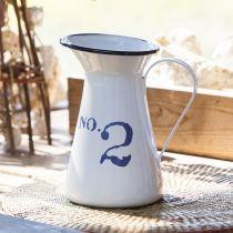 Dzbanek emaliowany na wodę DUO NO2 1,1 l