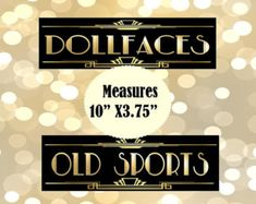 Great Gatsby PRINTABLES, Selfie Station, Photobooth sign*Gatsby party decoration, Roaring Art deco*Wedding photobooth sign*Grab a prop Roaring Twenties Party, Roaring 20s Wedding, Gatsby Wedding, Art Deco Wedding, Wedding Signs, Wedding Ideas, Party Wedding, Dream Wedding, Party Like Gatsby
