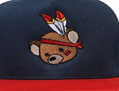 "NERDY FRESH ""Lil Mohican"" Snapback Cap"