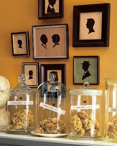 glitter silhouettes martha stewart living create sparkling halloween decorations perfect for the home by adding some glamorous glitter to witch