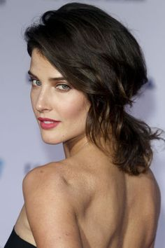 cobie smulders | Cobie Smulders (31), besser bekannt als Robin Scherbatsky aus How I ...