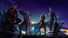 Guardians of the Galaxy' Is A Quirky Space Opera - TVForFreaks.com