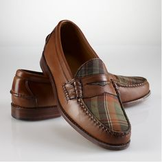 Tartan loafers. men. http://www.annabelchaffer.com/categories/Gentlemen/...oh my, I'd wear these with jeans!