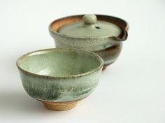 """Shiboridashi """"Misty morning"""" - Petr Novák, Czech potter"""
