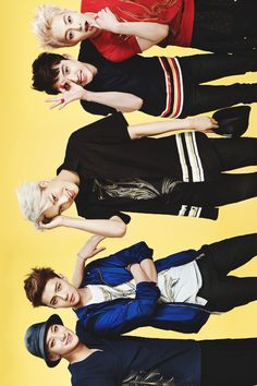 |EXO| Tao, Sehun, Kai, D.O and Xiumin