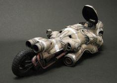 .desert chaser ( the motobike )