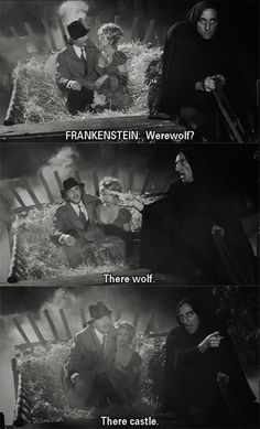 Young Frankenstein Raining Blank Template Imgflip