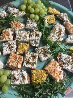 Three Shades of Dukkah. Roasted sesame and nuts in 3 different tastes. See more products of my manufactory at shop.dielandfrau.com