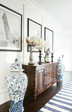 8 Dreamy Nautical Interiors for Every Sea Lover || TheHighBoy || #highboystyle #antiquesmakeitbetter #antiques #vintage