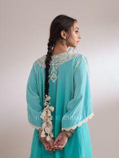 FAARIHA - Heena Kochhar Kimono Top, Delivery, Indian, Tops, Women, Fashion, Moda, Fashion Styles, Fashion Illustrations