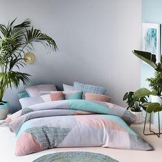Home Republic Natsumi Bedlinen - Bedroom Quilt Covers & Coverlets - Adairs online