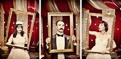 circus portrait inspiration