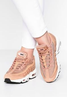 Nike Sportswear - AIR MAX 95 - Baskets basses - dusted clay/black/sail Nike Sportswear, Air Max 95, Nike Air Max, Air Max Sneakers, Sneakers Nike, Baskets, Sneaker Boots, Fasion, Trainers