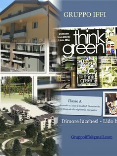 Dimore lucchesi lucca  Think Green