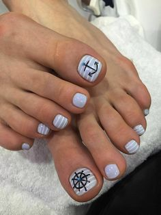 53 summer beach toes nail designs for 2019  summer toe