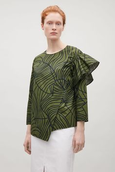 Картинки по запросу cos khaki green  tops