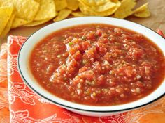 Make and share this Chili's Salsa recipe from Food.com.