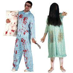 Costumes pour couples Exorcistes #déguisementscouples