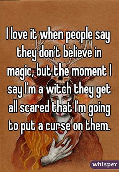 18 Eye-Opening Confessions From Witches