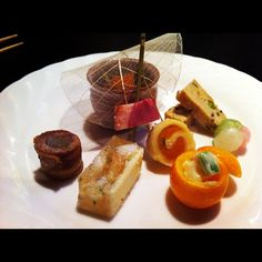Japanese Food, Kaiseki dinner - @nati_74