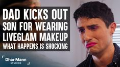 Dad Kicks Out His Son For Using Makeup, What Happens Is Shocking. Always follow your dreams. For motivational videos, visit DharMann.com #DharMann Becoming A Makeup Artist, Secret Safe, See You Around, Social Media Company, Call My Dad, Missing You So Much, Motivational Videos, Telling Stories, Mean Girls