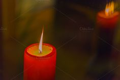 Red Candle Light by ChristianThür Photography on Creative Market Red Candles, Candels, Tea Lights, Creative, Photography, Photograph, Tea Light Candles, Fotografie, Photoshoot