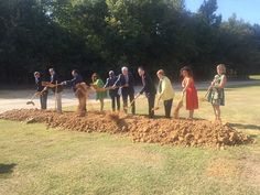 Extension of Wolf River Greenway Breaks Ground