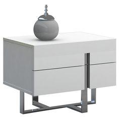 Casabianca Furniture Sole Nightstand | AllModern