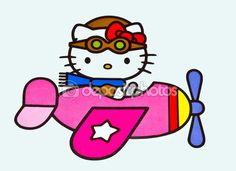 De Hello kitty — Foto de Stock #58677029