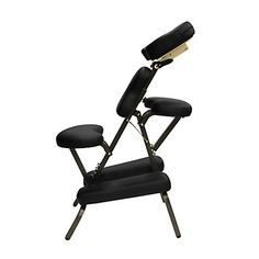 """Madera Massage Chair is an excellent choice for any spa or the """"on the go professional"""". Nail Salon Furniture, Massage Bed, Spa Chair, Professional Massage, Pedicure Spa, Chairs, Shop, Stool, Side Chairs"""
