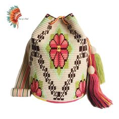 7 отметок «Нравится», 1 комментариев — กระเป๋า Wayuu จาก Colombia (@oneofakind_wayuu) в Instagram: «❌SOLD❌ ✨กระเป๋าวายู ไซส์ L Available พร้อมส่งค่ะ ✨ ✔️Wayuu Bag Large Size ✔️สูง 30 ซม. (+ - 2 ซม.)…»
