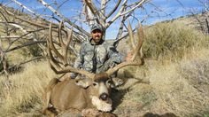 Check out this 239-inch mule deer taken on the AZ Strip.