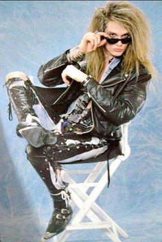 """""""'Cause I won't be the one left behind, can't be king of the world if you're a slave to the grind. Sebastian Bach, 80s Hair Metal, Musical Hair, 80s Hair Bands, Music Pics, 80s Music, Classic Rock Bands, Skid Row, Heavy Metal Rock"""
