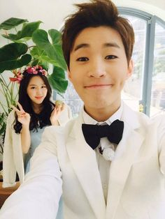 Yewon and Henry share first pics as 'We Got Married' couple! | allkpop