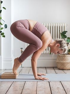 Probably the most versatile yoga prop: a block or brick! You can use them for elevation, extra support or even to sit on. We especially love cork blocks because they also provide good grip (no slipping!) and are comfortable on your skin.  The cork blocks were just restocked, and we've added a lower version to collection as well. Find them in our stores or online at www.yogisha.nl Ballet Shoes, Dance Shoes, Yoga Props, Good Grips, Cork, Brick, Poses, Lifestyle, Collection