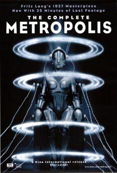 Metropolis Poster at AllPosters.com
