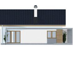 Proiect-casa-parter-255012-f4 Garage Doors, Outdoor Decor, Home Decor, Houses, Decoration Home, Room Decor, Carriage Doors, Interior Decorating