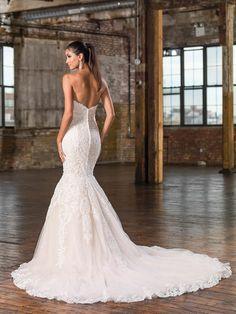 Justin Alexander Signature Wedding Dresses - Fall and Winter 2016 Bridal Collection | Junebug Weddings
