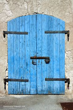 door in Piran / Slovenia