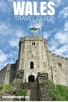My Wales Travel Guide has everything you need to start planning your trip. Click through now to start planning! – The Trusted Traveller