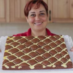 Sweet Desserts, Delicious Desserts, Torta Cheesecake, Italian Cooking, Cake Recipes, Buffet, Sweet Treats, Deserts, Food And Drink